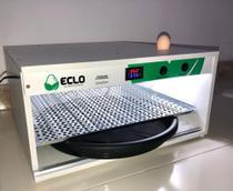 Chocadeira Ovoscópio 36 á 42 Ovos Galinha Automática Digital eclo chocadeira -
