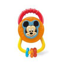 Chocalho Baby Mickey - Dican -