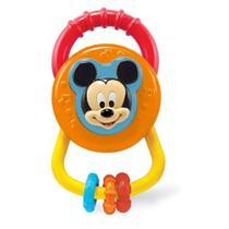 Chocalho Baby Mickey Disney - Dican 3701 -