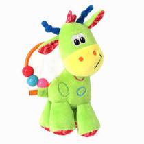 Chocalho Girafinha Do Bebê 3076 - Love -