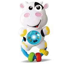 Chocalho Musical Amigo Vaca - Zoop Toys -