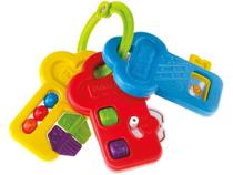 Chocalho para Bebê Fisher-Price - Activity Keys