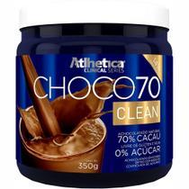 Choco70 Clean 350g- Atlhetica Nutrition -