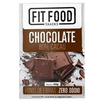 Chocolate 80 Cacau Fit Food
