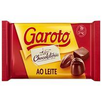 Chocolate ao Leite Garoto Barra 2,1kg -