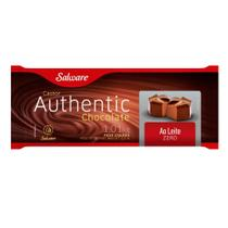 Chocolate Authentic Ao Leite Zero 1,01KG Salware -