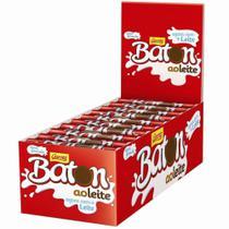 Chocolate Baton ao Leite - 30 unidades - Garoto -