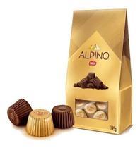 Chocolate Bombom Alpino C/15 - Nestlé Para Presente -