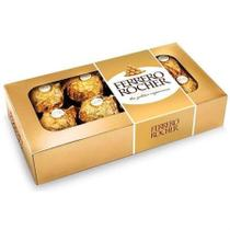 Chocolate Bombom Ferrero Rocher 8 unidades - Festabox