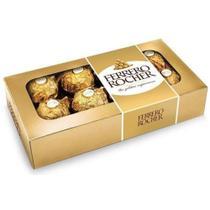 Chocolate Bombom Ferrero Rocher C/8un - Ferrero -