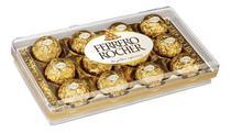 Chocolate Bombom Ferrero Rocher Caixa C/12 -