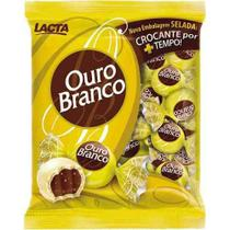 Chocolate Bombom Ouro Branco Pacote 1kg - Lacta -
