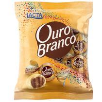 Chocolate Bombom Ouro Branco Pacote c/ 1kg - Lacta -