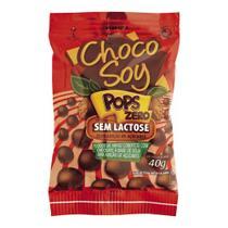 Chocolate Choco Soy Pops Sem Açúcar 40g -