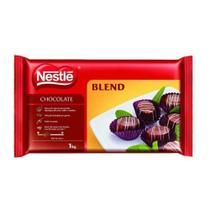 Chocolate cobertura nestle blend 1kg