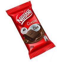 Chocolate Diet Classic Ao Leite 25g c/22 - Nestlé - Nestle