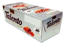 Chocolate Diet Com Avelã Mini Talento 25g C/15un - Garoto -