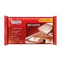 Chocolate Em Barra Ao Leite 1Kg - Nestlé -