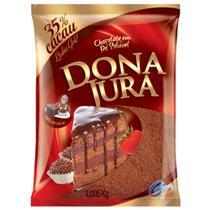 Chocolate em Pó 35% Dona Jura 1,005kg - Cacau Foods -