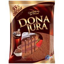 Chocolate em Pó 55% Dona Jura 1,005kg - Cacau Foods -