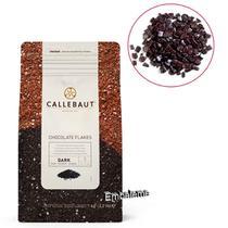 Chocolate Flakes Dark (Amargo) CALLEBAUT 1KG SPLIT-9-D-BR-U73 -