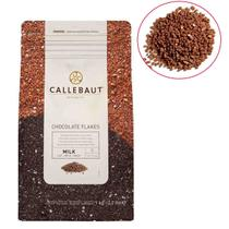 Chocolate Flakes Granulado Ao Leite  SPLIT-4-M-BR-U73 1kg Callebaut -