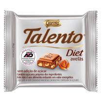 Chocolate Garoto Talento Diet -
