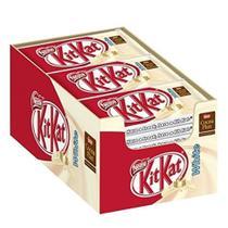 Chocolate Kikat Branco 41,5g c/24 - Nestle - Nestlé