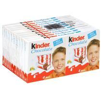 Chocolate Kinder 50g c/20 - Ferrero -