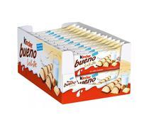 Chocolate Kinder Bueno Branco C/30un 39gr - Ferrero -
