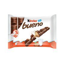 Chocolate Kinder Bueno c/3 - Ferrero -