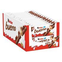 Chocolate Kinder Bueno Tradicional c/30 - Ferrero -