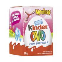 Chocolate Kinder Ovo Meninas 20Gr - Ferrero -