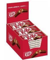 Chocolate Kit Kat Ao Leite 41,5g c/ 24 unidades - Nestle