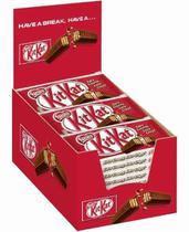 Chocolate Kit Kat Ao Leite 41,5gr C/24un - Nestlé -