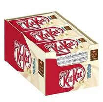 Chocolate Kit Kat Branco 41,5gr C/24un - Nestlé -