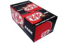 Chocolate Kit Kat Dark Meio Amargo C/24un - Nestlé -