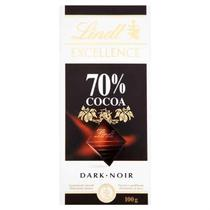 Chocolate Lindt 70 Cocoa Excellence 100g