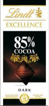 Chocolate lindt excellence 85 cacau dark (100g)