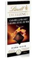 Chocolate lindt excellence dark - caramelo 100g