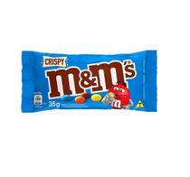Chocolate M&Ms Crispy 35g - Mars