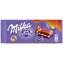 Chocolate milka chips ahoy 100g -