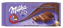 Chocolate milka chocolate mousse 100g -