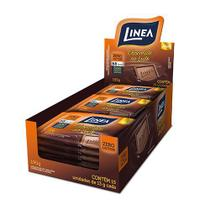 Chocolate Mini ao Leite Zero Açúcar Caixa com 15 un de 13g - LINEA