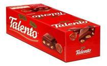 Chocolate Mini Talento Avelãs 25g Caixa C/15 - Garoto -