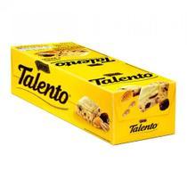 Chocolate Mini Talento Branco Cereais 15X25g - Garoto -