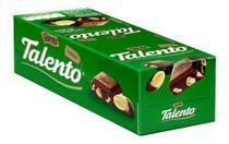 Chocolate Mini Talento Castanhas Do Pará 25g Caixa C/15 - Garoto