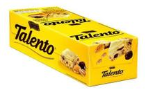 Chocolate Mini Talento Cereais E Passas 25g Caixa C/15 - Garoto