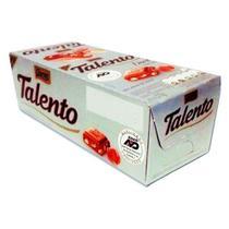 Chocolate Mini Talento Diet Avelãs Garoto 15x25g -