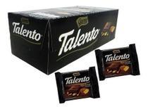 Chocolate Mini Talento Meio Amargo 25g Caixa C/15 - Garoto
